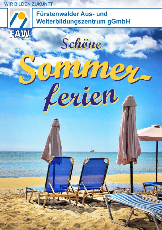FAW_Schöne Sommerferien_2017