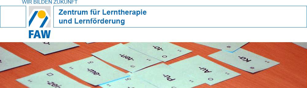 FAW_Zentrum fuer Lerntherapie und Lernfoerderung_Header 8